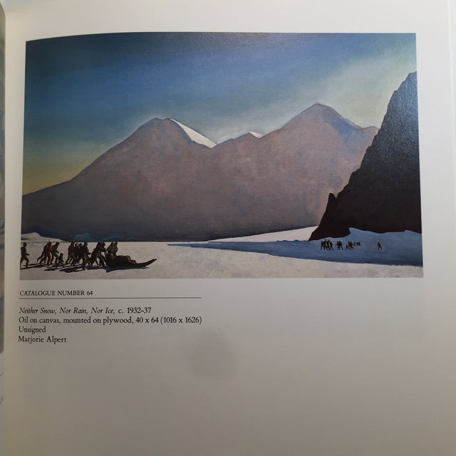 1985 The Paintings of Rockwell Kent Book For Sale - Image 11 of 11