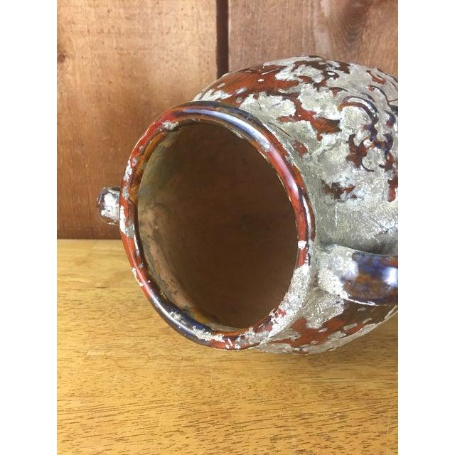 Boho Raised Glaze Vase - Image 6 of 9