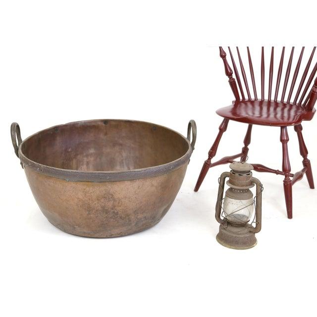 Large Brazilian Copper Pot - Image 8 of 8