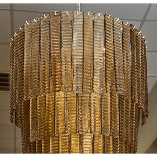 "Murano Glass ""a Piastre"" Chandelier Preview"