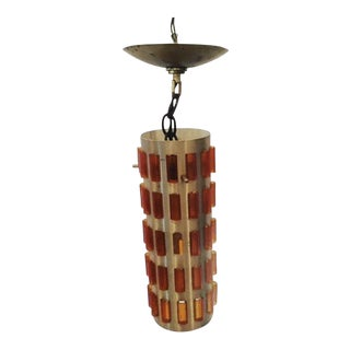 EJS Cylindrical Pendant Ligh For Sale