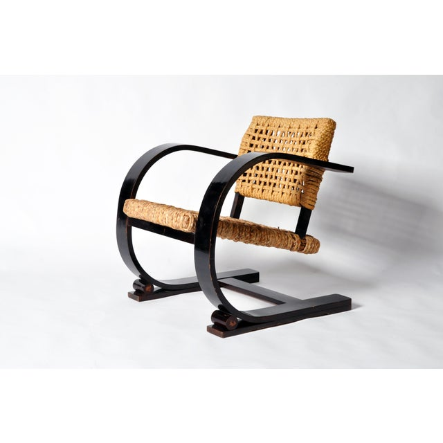 Pair of Art Deco Bentwood Arm Chairs - Image 3 of 11