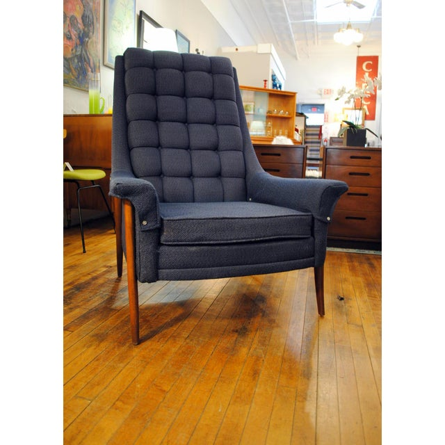 Mid Century Modern Kroehler 'Avant' Lounge Chair - 1950's For Sale - Image 13 of 13