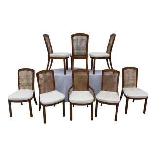 Drexel Accolade Dining Chairs - Set of 8 For Sale