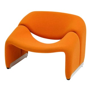 PIERRE PAULIN GROOVY CHAIR F598
