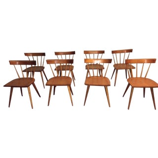 Vintage Paul McCobb Dining Chairs - Set of 8