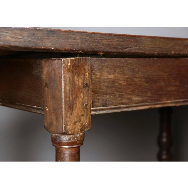 Jacobean Oak Refectory Table For Sale - Image 4 of 10