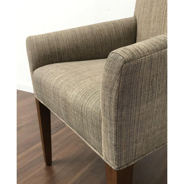 Brown RJones Charleston Arm Chair For Sale - Image 8 of 9