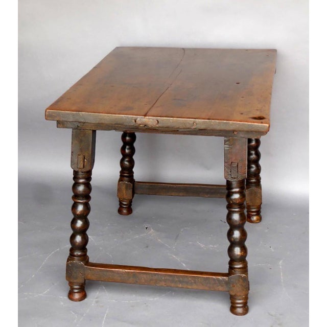18th Century Spanish Table For Sale In Los Angeles - Image 6 of 11