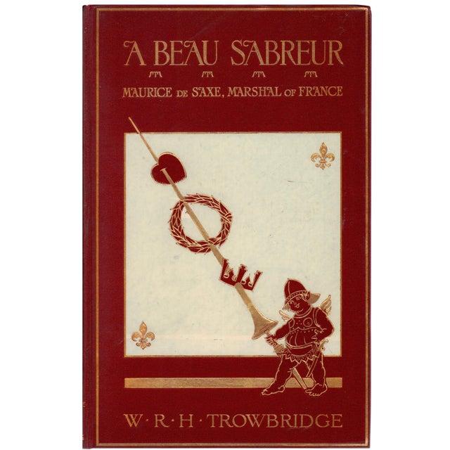 A Beau Sabreur: Maurice De Saxe For Sale