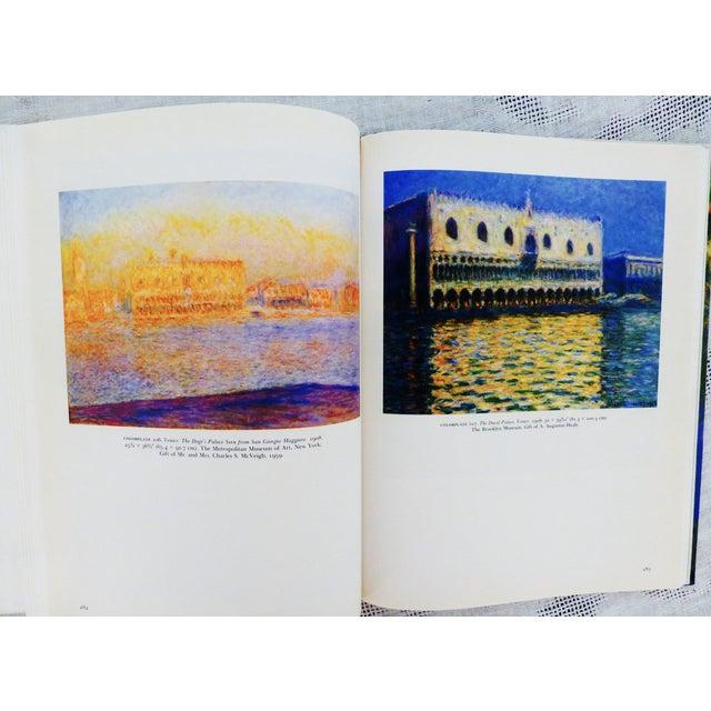 Vintage 'Monet, a Retrospective' Hardcover - Image 5 of 11
