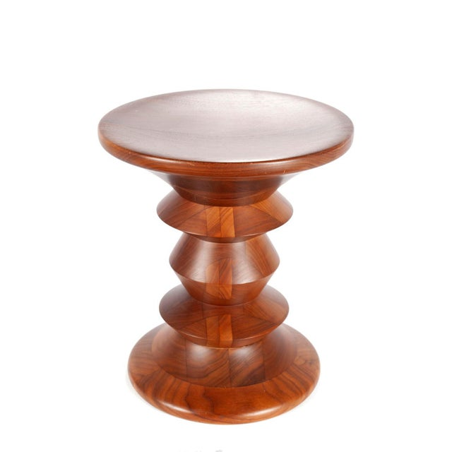 1970s Mid-Century Modern Charles and Ray Eames Time Life Stool For Sale In New York - Image 6 of 6