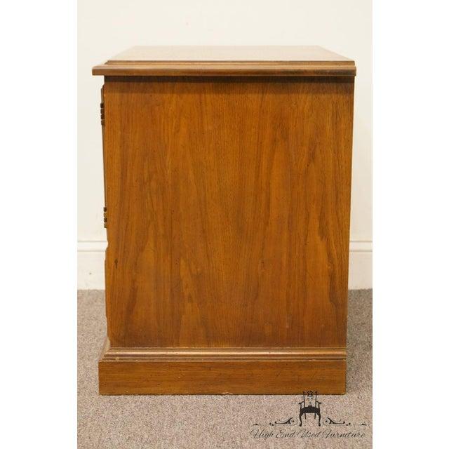 "Drexel Esperanto Collection Spanish Mediterranean 26"" Cabinet Nightstand 401-620 For Sale - Image 10 of 13"