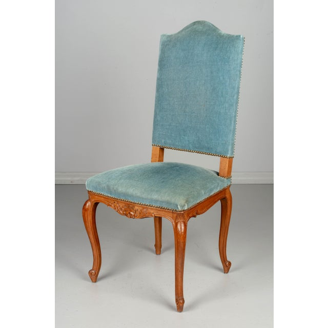 French French Louis XV Style Dining Chairs - Set of Six For Sale - Image 3 of 10
