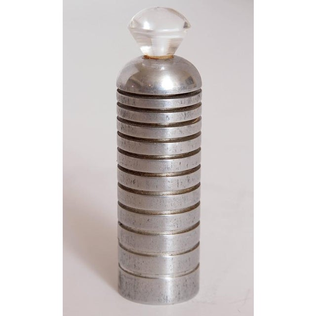 Collection Vintage Machine Age Barware or Art Deco Cocktail Items Silverice For Sale In Dallas - Image 6 of 11