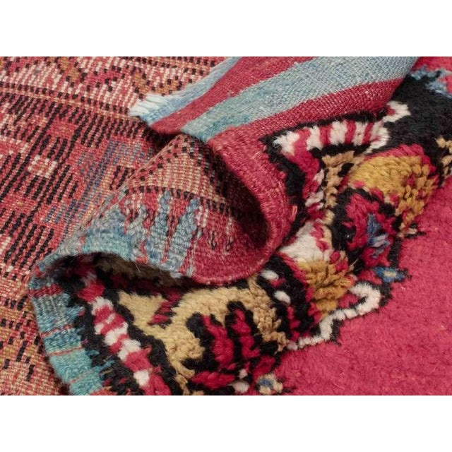 Textile Antique West Anatolian Long Rug For Sale - Image 7 of 7
