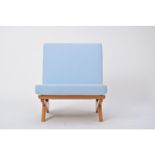 Oak Easy Chair by Georg Thams for as Vejen Polstermøbelfabrik, 1964 For Sale - Image 7 of 10