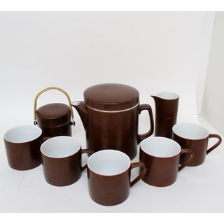 LaGardo Tackett Tea Set - 10 Pieces Preview