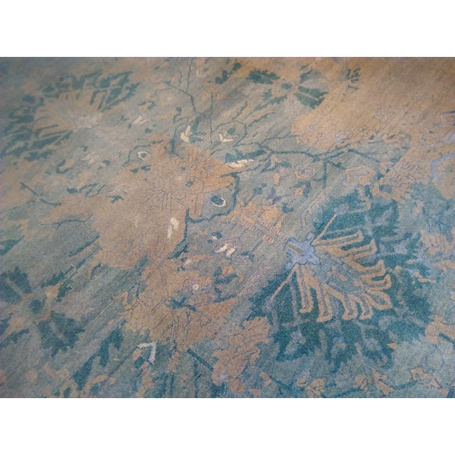 Erased Hand-Knotted Luxury Rug - 8′ × 10′ - Image 8 of 8