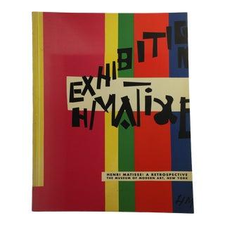 1992 Henri Matisse: A Retrospective Museum of Modern Art For Sale