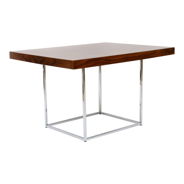 Milo Baughman Rosewood Coffee/Side Table - Image 1 of 10