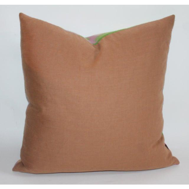 Pendleton Plaid Pillow For Sale - Image 5 of 6