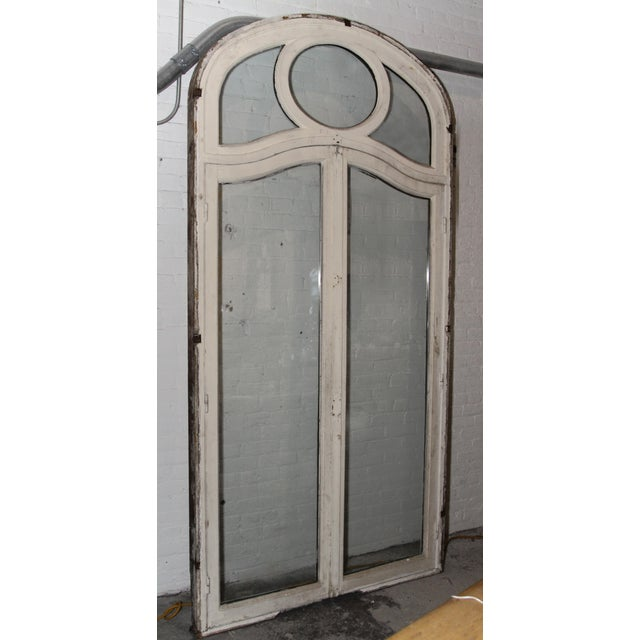 Antique French Chateau Doors - a Pair For Sale - Image 9 of 9