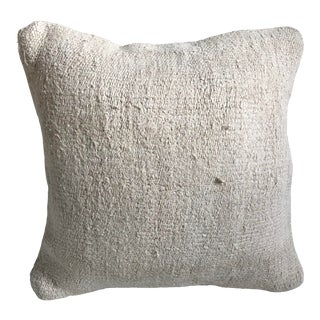 Turkish Organic Hemp Handmade Decorative Pillow For Sale