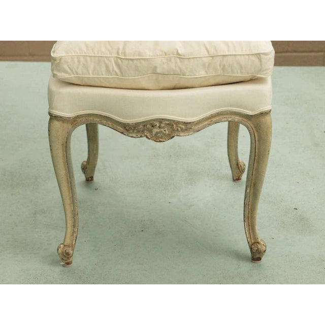 Set of Six 19th Century Louis XV Dining Chairs For Sale In New Orleans - Image 6 of 9