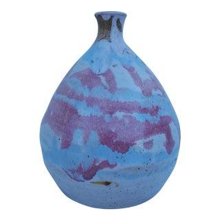 Vintage Studio Pottery Bud Vase For Sale