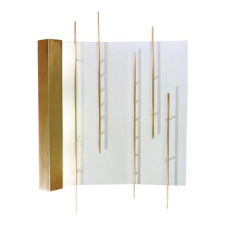 Gio Ponti for Lumi Wall Sconce, Model 576 For Sale