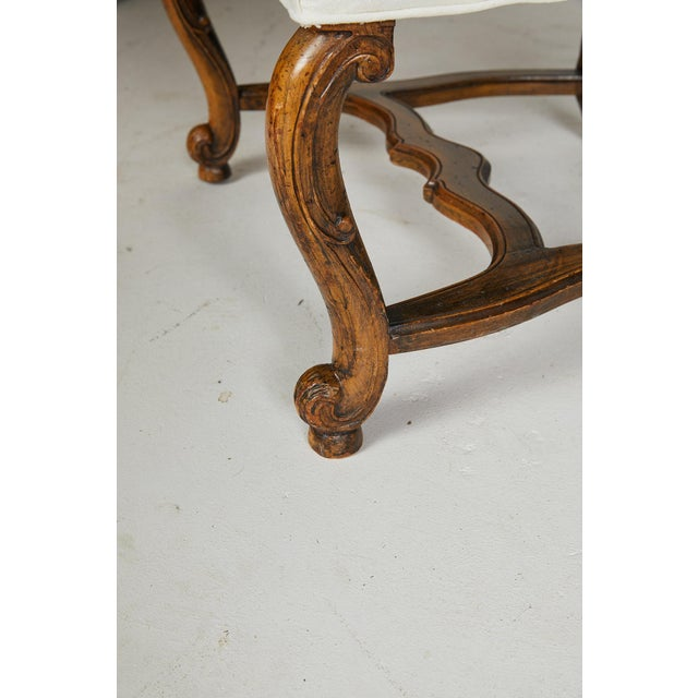 Pair of Italian Armchairs For Sale - Image 11 of 13
