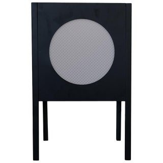 Metal Cube Lamp, 1960s For Sale