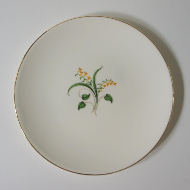 1960s Vintage Knowles Forsythia Dinnerware Service Set - 44 Pieces For Sale In Washington DC - Image 6 of 13