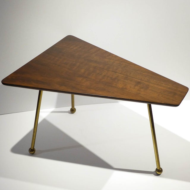Martin Freedgood Trapezoidal Side Table - Image 2 of 8
