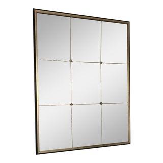 Ethan Allen Rosette Mirror For Sale