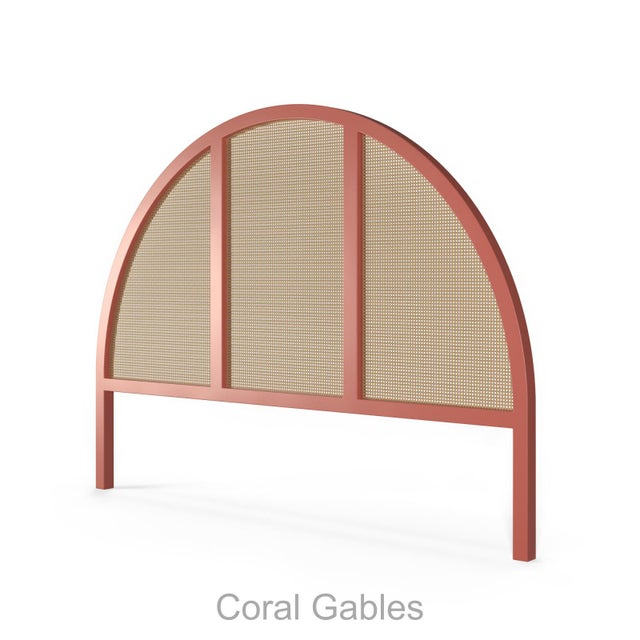 Eva Headboard - King - Coral Gables For Sale - Image 4 of 4