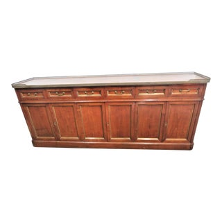 Italian Directoire Style Cherry Sideboard For Sale