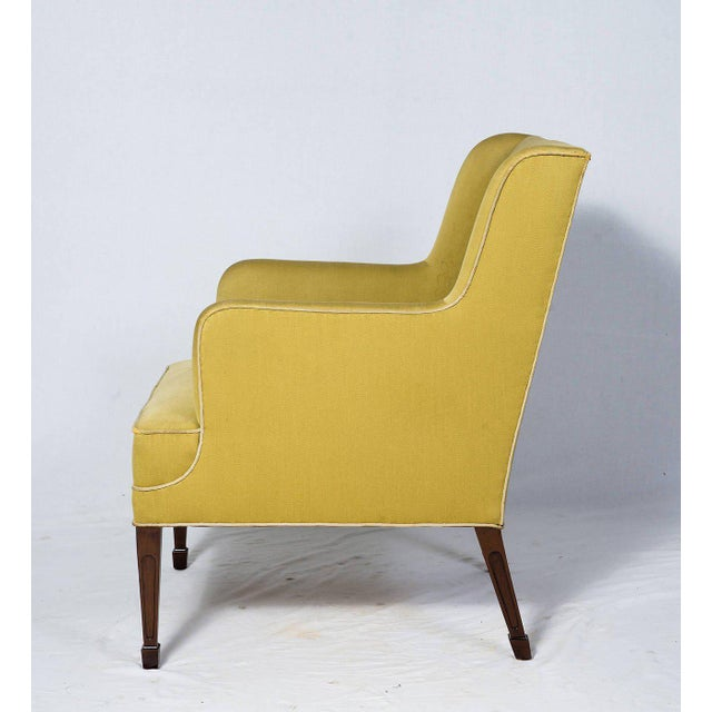 1940s Pair of Frits Henningsen Lounge Chairs For Sale - Image 5 of 10