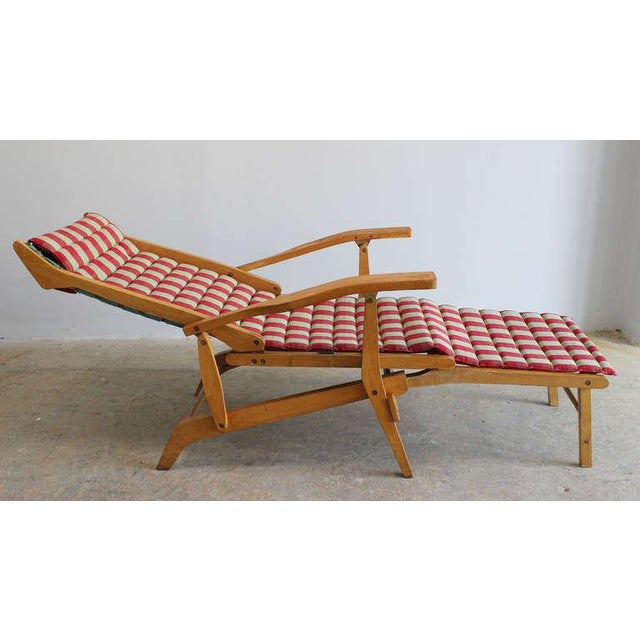 Italian Chaise Lounge For Sale - Image 4 of 8