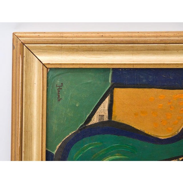 This piece was acquired from a Palm Beach estate and it dates to 1956 and it was created by the French artist Jean...