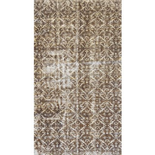 Mansour Quality Handmade Turkish Rug - 4′8″ × 8′8″ For Sale