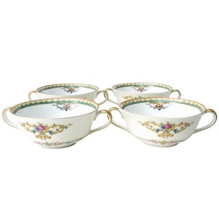 Noritake Avalon Soup Bowls - Set of 4 For Sale