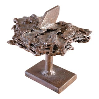 Albert Paley Style Sculpture For Sale