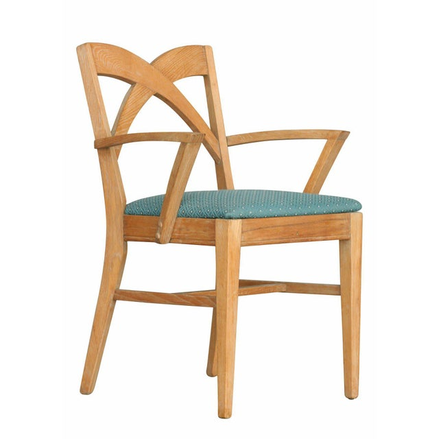Paul Frankl Dining Chairs for Brown Saltman, Set of Ten - Image 6 of 9