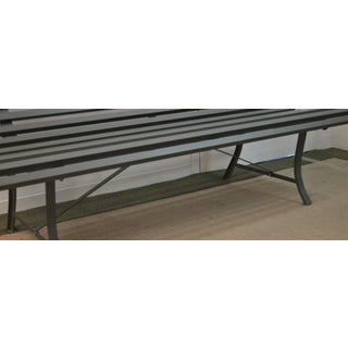 Fermob Louisiane Steel Metal Bench Preview