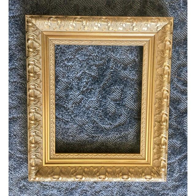Baroque Vintage Gold Frame Chairish