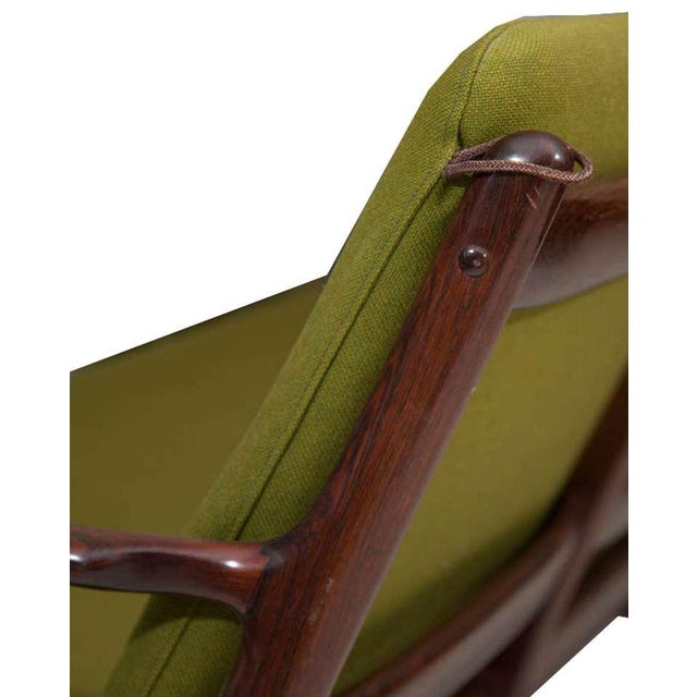 Ole Wanscher Rosewood Sofa and Chair Set - Image 8 of 10