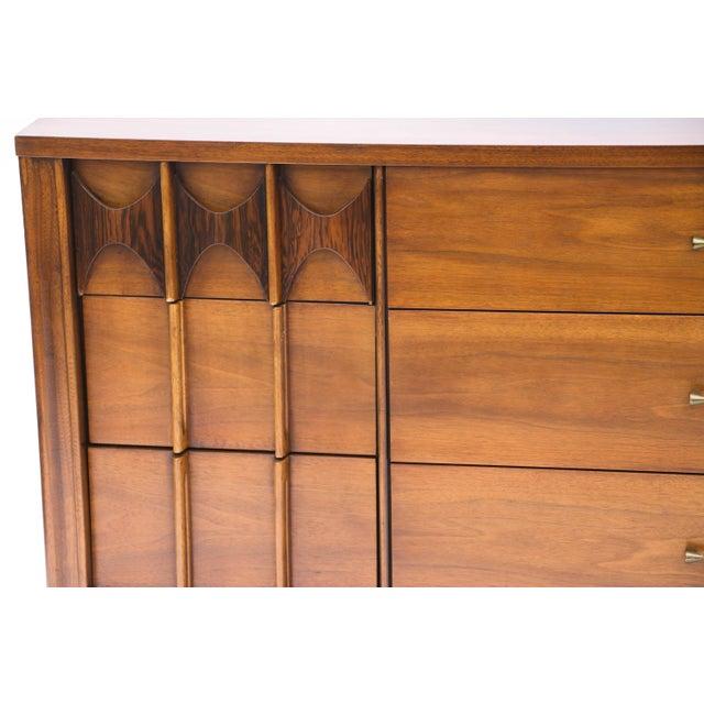 Kent Coffey Perspecta Triple Dresser Credenza - Image 9 of 9