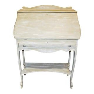 Art & Crafts Slant-Top Desk